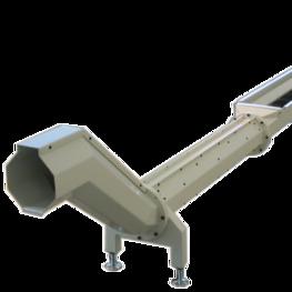 Виды транспортеров стружки подвесной конвейер цепной